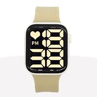 ساعت LED ضد آب طرح اپل واچ (سری 3)