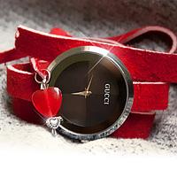 فروش ویژه ساعت Gucci طرح Love