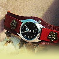 فروش ویژه ساعت بند چرم اليسا
