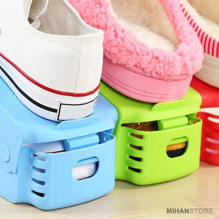 نظم دهنده کفش پلاستیکی