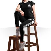 فروش ویژه ست تیشرت و شلوار Adidas مدل Junior