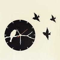 فروش ویژه ساعت دیواری طرح پرنده