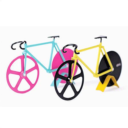 خرید اینترنتی برش زن پیتزا طرح دوچرخه