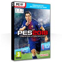 فروش ویژه بازی اورجینال PES 2018