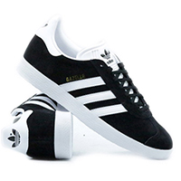 خرید کفش مردانه آدیداس مدل Gazelle - Black