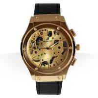 فروش ویژه ساعت بند چرم Hublot مدل Bucherer
