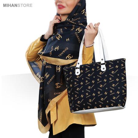 ست کیف و کفش روسری Chanel