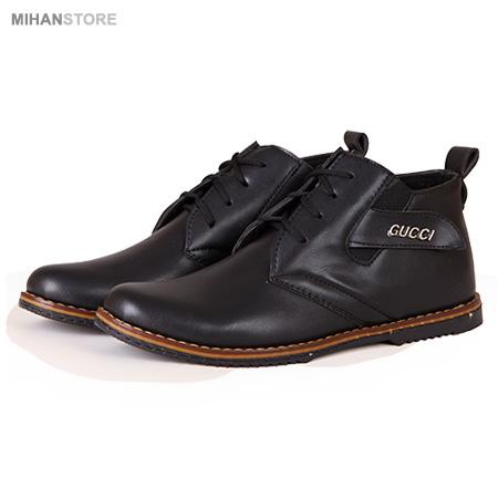 خرید کفش چرم مردانه Gucci