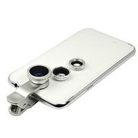 فروش ویژه پکیج لنز عکاسی موبایل 3 کاره