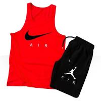 فروش ویژه ست رکابی و شلوارک Nike Air