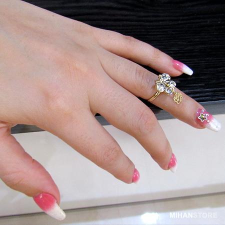 انگشتر بند انگشتی آویزدار