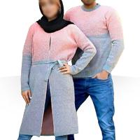 خرید لباس ست دونفره عاشقانه