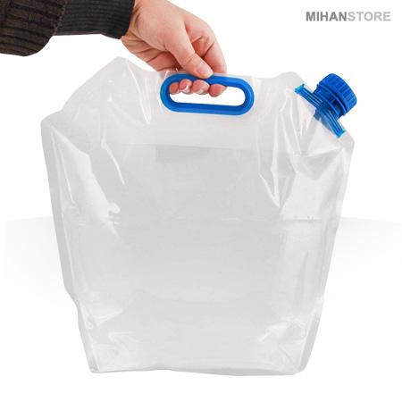 فروش ویژه نگه دارنده آب تاشو 6 لیتری