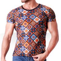 فروش ویژه تیشرت مردانه هاوایی طرح LOHH