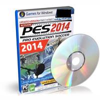 بازی اورجینال PES 2014