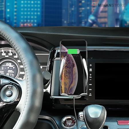 پایه نگهدارنده و شارژر وایرلس اتومبیل , پایه نگهدارنده و شارژر وایرلس S5 , هولدر جدید سنسور دار , هولدر سنسور دار S5 , هولدر و شارژر وایرلس خودرو , هولدر و شارژر وایرلس خودرو مدل S5 , هولدر و شارژر وایرلس ماشین فست شارژ , Smart Car Wireless Charger S5 , خرید پایه نگهدارنده و شارژر وایرلس اتومبیل , خرید اینترنتی پایه نگهدارنده و شارژر وایرلس اتومبیل , خرید پستی پایه نگهدارنده و شارژر وایرلس اتومبیل , خرید آنلاین پایه نگهدارنده و شارژر وایرلس اتومبیل , خرید پایه نگهدارنده و شارژر وایرلس اتومبیل با پرداخت درب منزل , خرید اینترنتی شارژر وایرلس اتومبیل , خرید شارژر وایرلس ماشین , پایه نگهدارنده و شارژ بی سیم داخل خودرو , هولدر و شارژر وایرلس خودرو مدل S5 , لیست قیمت پایه نگهدارنده و شارژر وایرلس داخل خودرو , بهترین پایه نگهدارنده گوشی داخل خودرو , استند ها و پایه های نگهدارنده مخصوص ماشین , خرید هولدر و شارژر , هولدر و شارژر موبایل , شارژر بی سیم موبایل , هولدر و شارژر وایرلس هوشمند ,