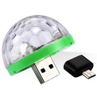 فروش ویژه لامپ LED رقص نور اتومبیل و موبایل