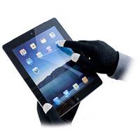 فروش ویژه دستکش تاچ اسکرین - Silver Touch